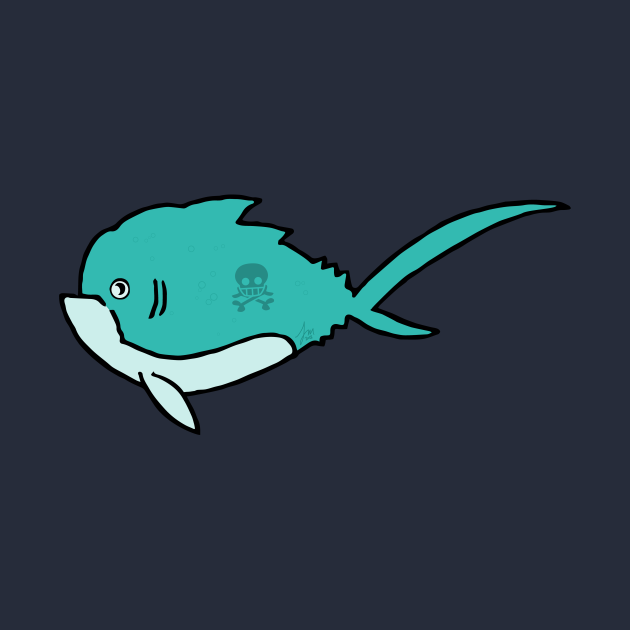 It's just a fish