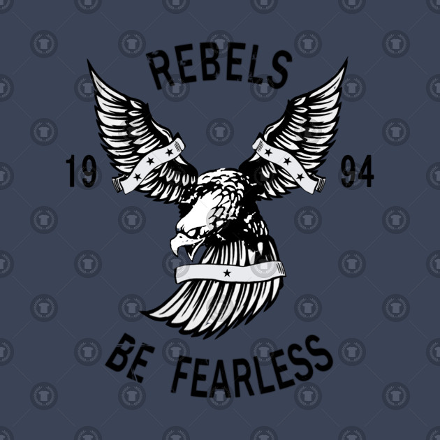 Rebels Be Fearless 1994 - Need For Speed - T-Shirt | TeePublic