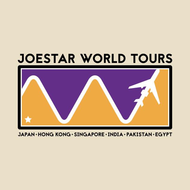 Joestar World Tours [Color Ver.]