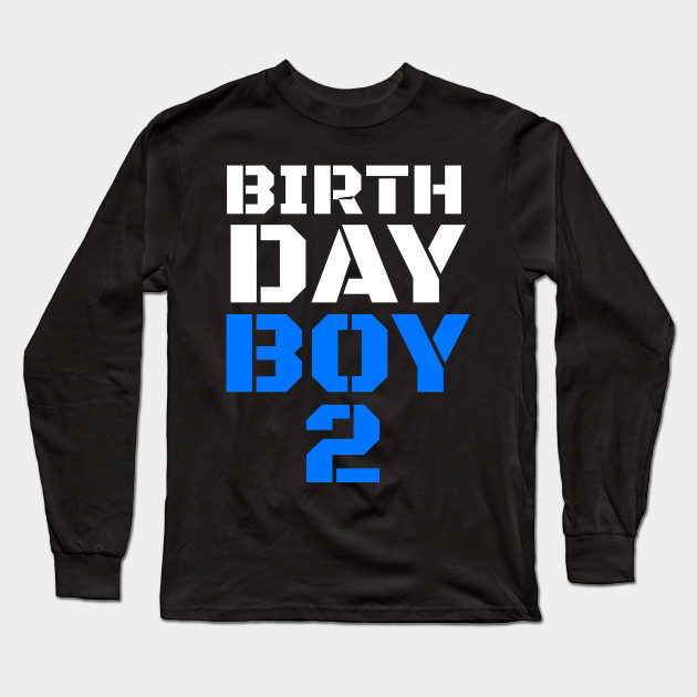 Birthday Boy 2 2nd Birthday Tee Boy 2nd Birthday Boys 2nd