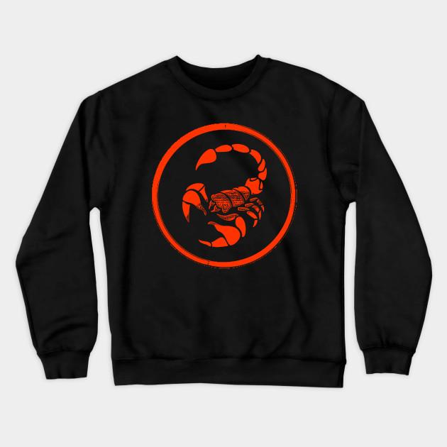 Logo Adult Crewneck Sweatshirt Scorpion