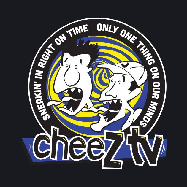 Cheez TV Intro
