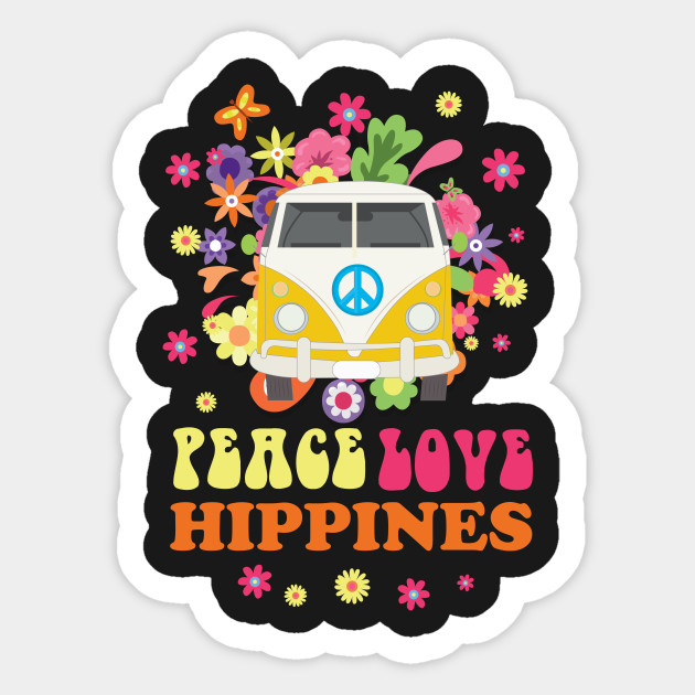 Peace Love Hippines Vintage