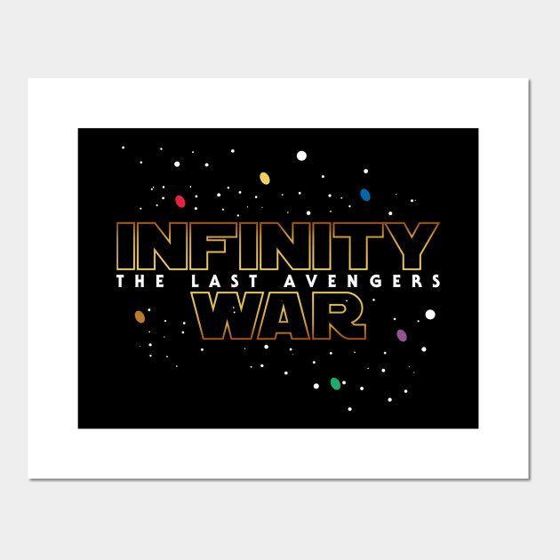 Infinite Wars The Superhero Awakens