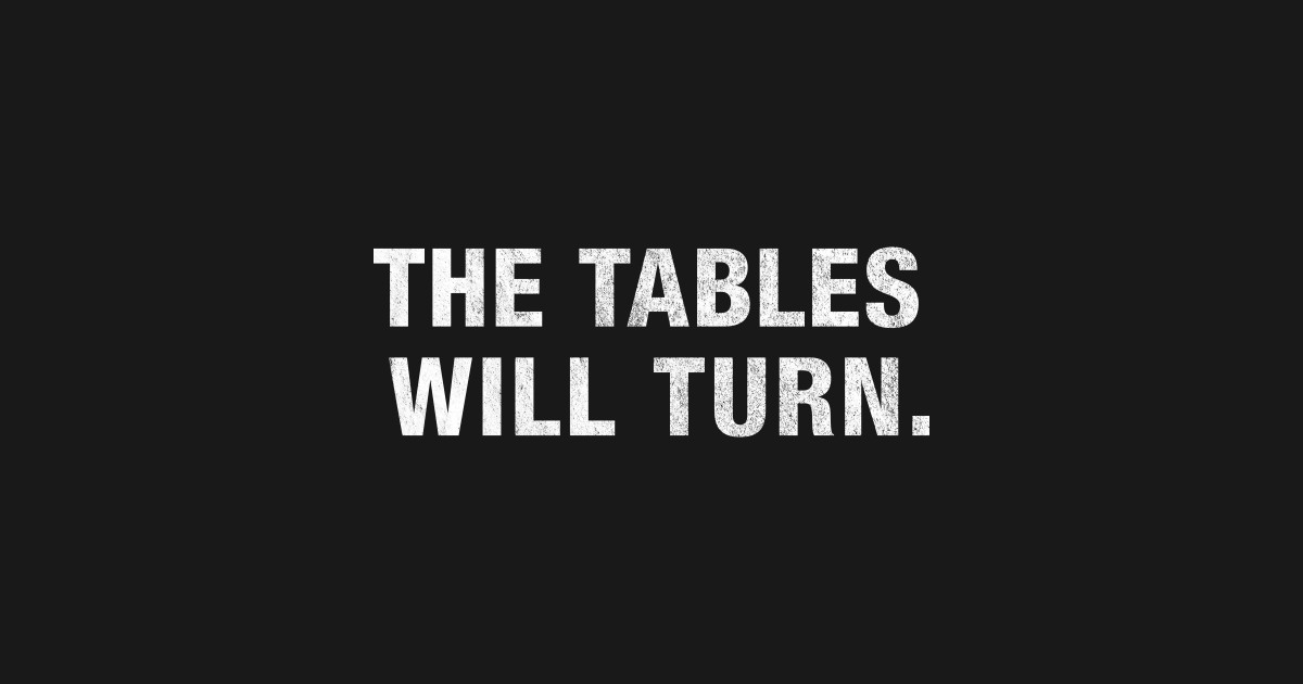 367b1e236 The Tables Will Turn   Funny Waitress Waiter Shirt - Restaurant Humor -  Onesie   TeePublic