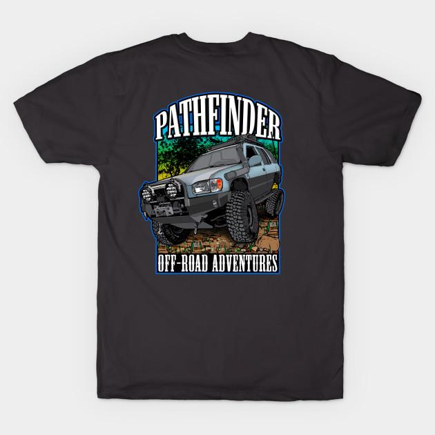 2000 Nissan Pathfinder Off-Road vehicle
