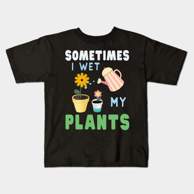 20ba78943a Flower Garden Lovers T-Shirt Gardening & Gardeners Cute Gift Kids T-Shirt