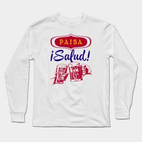 24eea536730 Colombian Flag Long Sleeve T-Shirts
