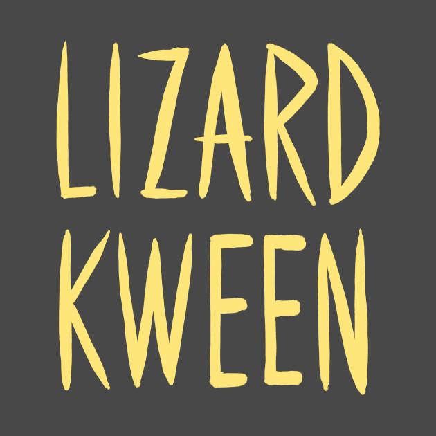 98abf009f88 Lizard Kween - Adam Ellis - T-Shirt