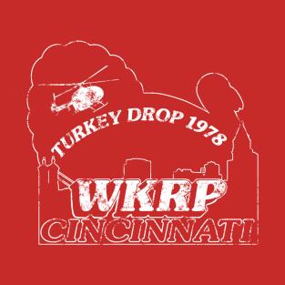 WKRP Turkey Drop Vintage