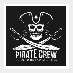 Kull Pirate Posters And Art Prints