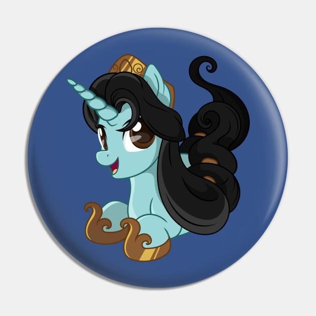 My Little Pony Princess Jasmine Princess Jasmine Pin Teepublic