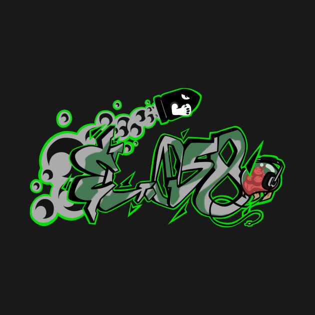 EL.058 Graffiti