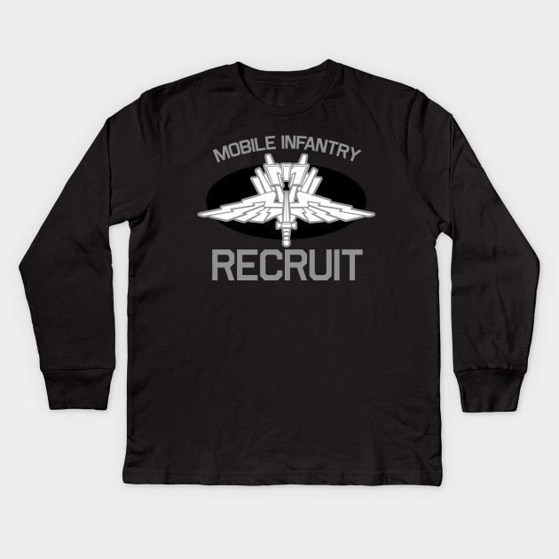 Mobile Infantry  Starship troopers T Shirt