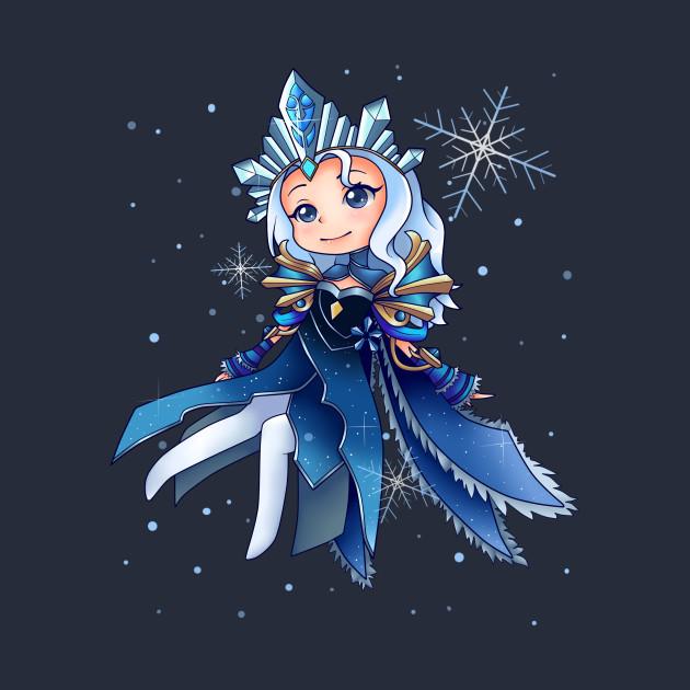 dota 2 crystal maiden dota 2 t shirt teepublic