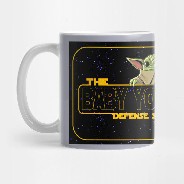 Baby Yoda Defense Squad