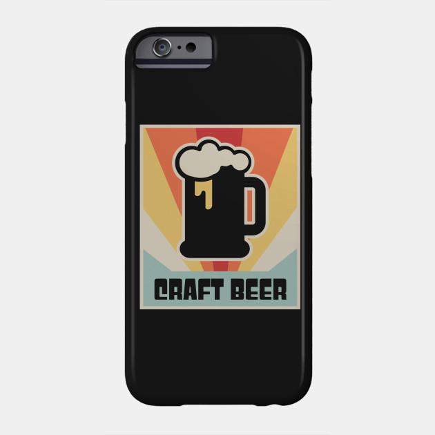 Vintage Craft Beer Poster