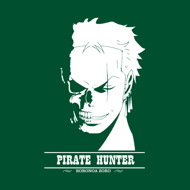 Roronoa Zoro, The Pirate Hunter
