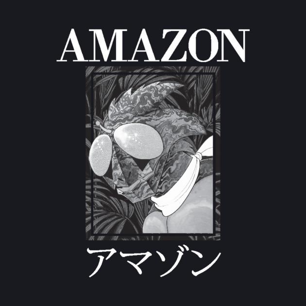 Kamen Rider Amazon Manga Art Tee