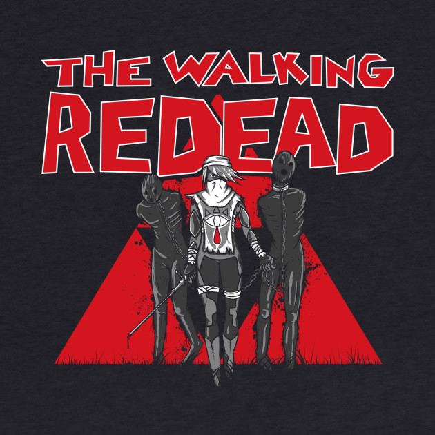 The Walking Redead
