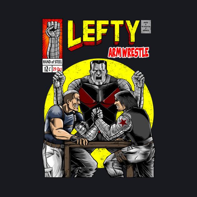 Metal Arm Wrestle