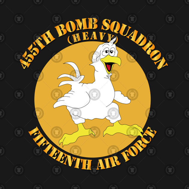 455th Bomb Squadron - 15th AF - WWII