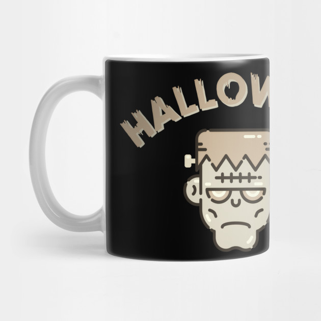 Frankenstein Halloween Monster halloween Mug