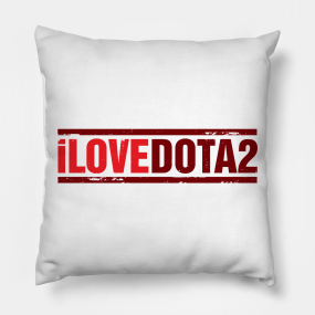 Dota 2 Heroes Pillows | TeePublic