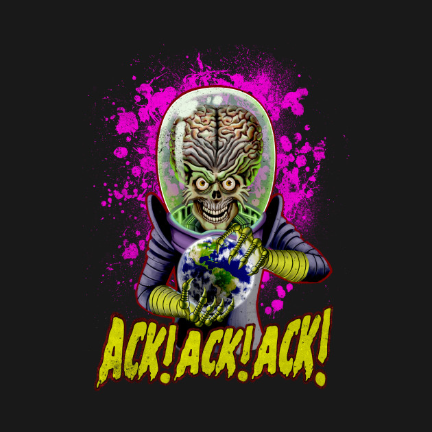 ACK ack ACK ack ACK! : ACK