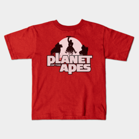 9af63a678 Planet of the Apes Kids T-Shirt