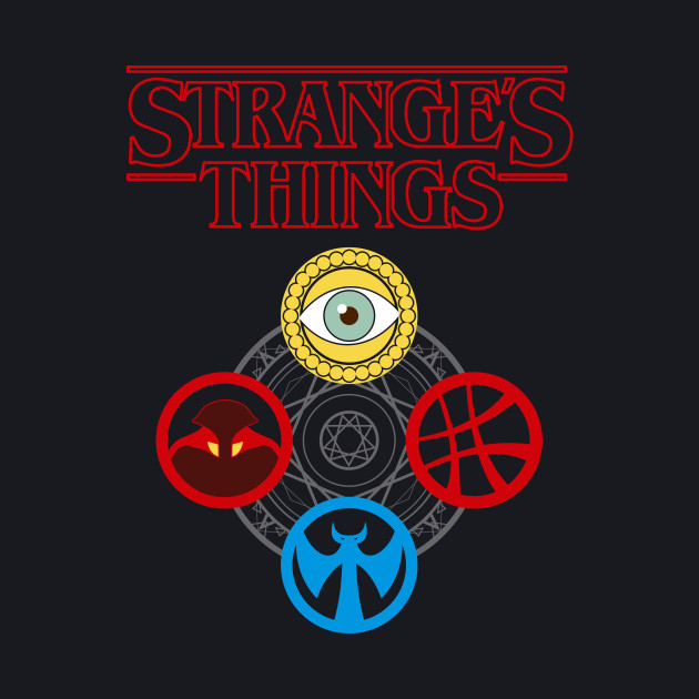 Doctor Strange's Things