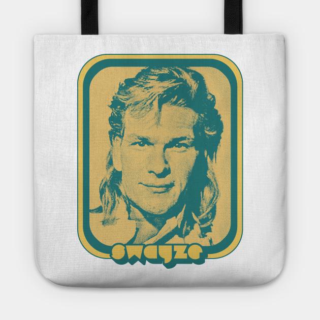 Patrick Swayze /// Retro 80s Fan Aesthetic Design