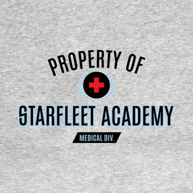 Property of Starfleet- Medical