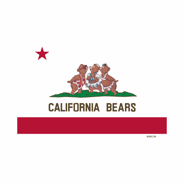 California Bears - Country Bear Vacation Hoedown - WDWNT.com