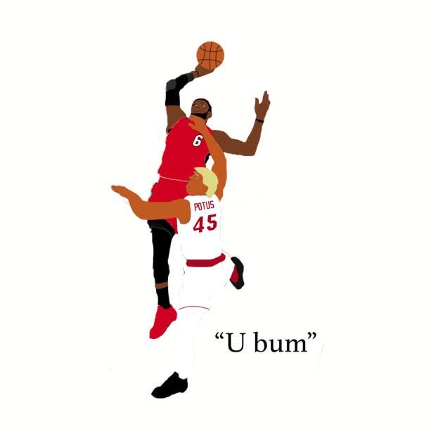 "The ""U Bum"" Tee"