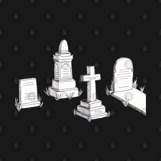 Graveyard - Inktober 2019