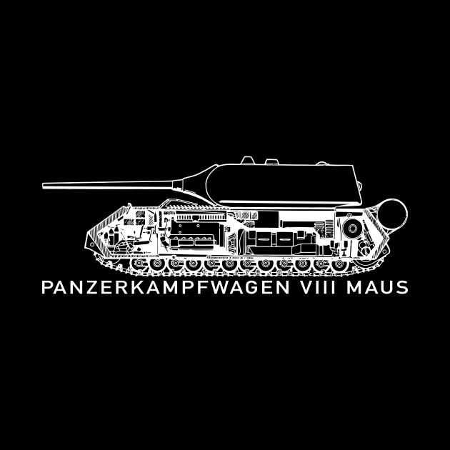 Panzer VIII Maus German WW2 Tank