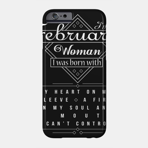 Funny Birthday Gift For Her Phone Case