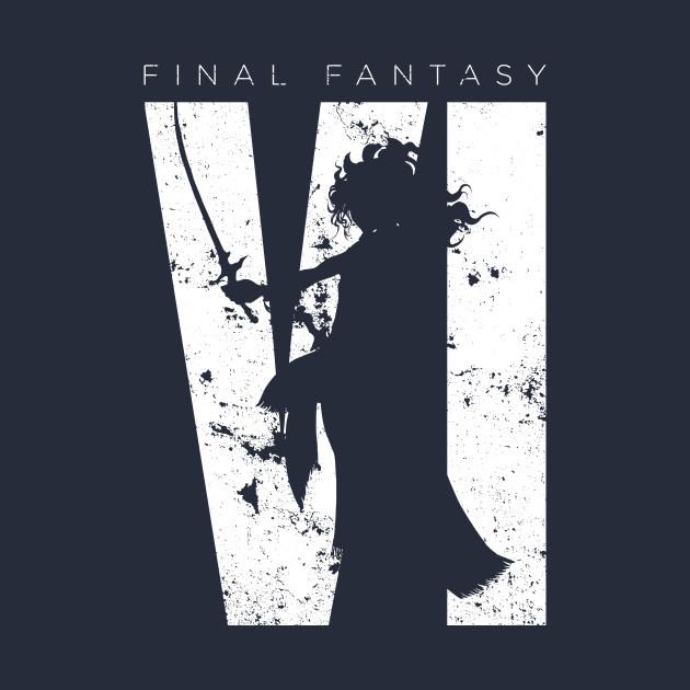 Final Fantasy Vi Minimal
