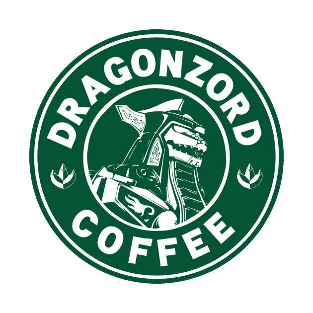 DRAGONZORD COFFEE