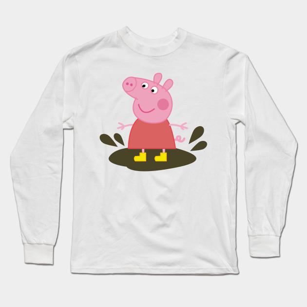 PEPPA PIG T SHIRT LONG SLEEVED