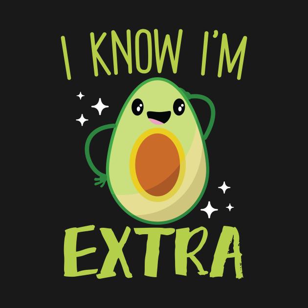 I Know I'm Extra