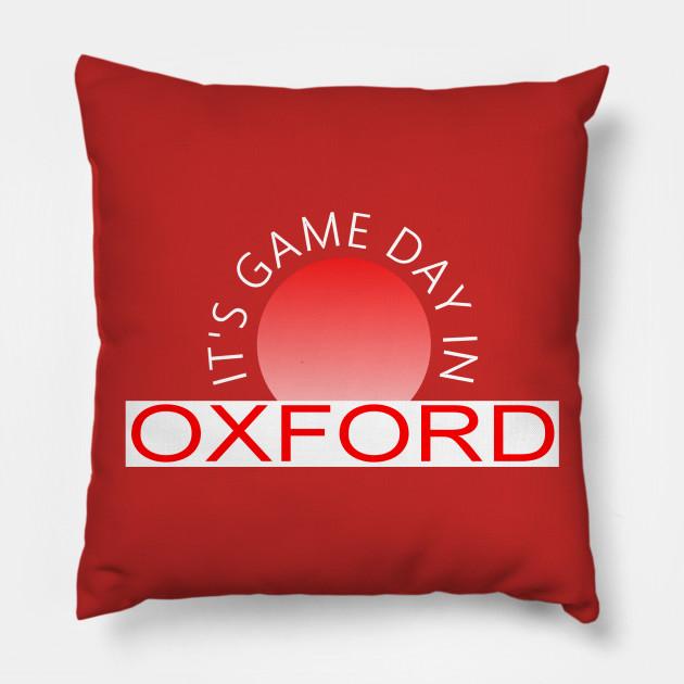 Gameday Oxford