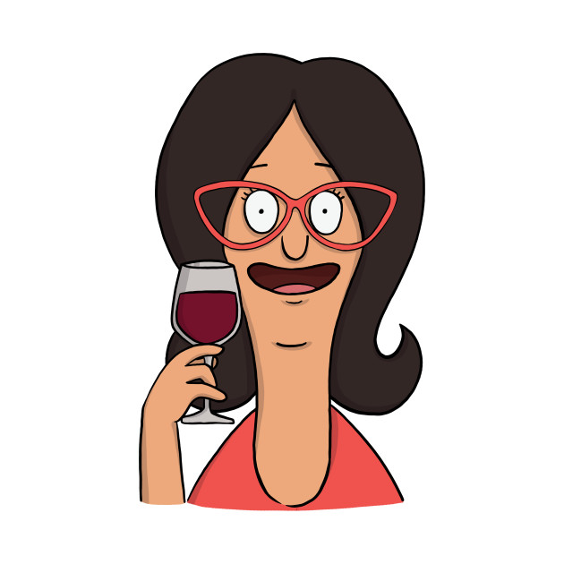Linda Belcher Loves Wine