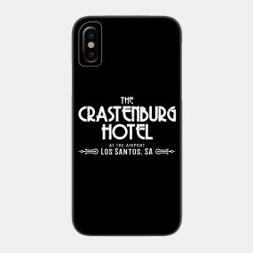 The Crastenburg Hotel Phone Case 8c7ccd170bea