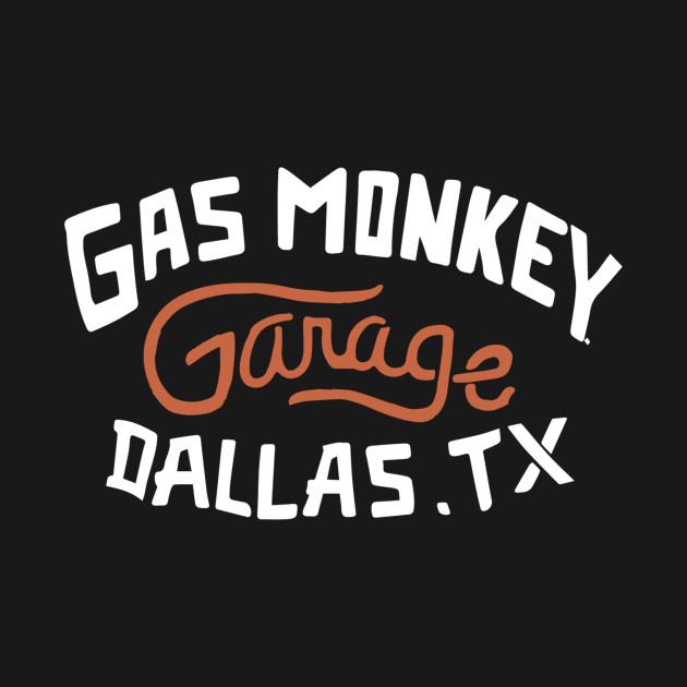 Gas monkey garage logo font best image of garage zeroimage