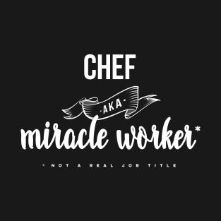 43de66c1 Chef Quote T-Shirts   TeePublic
