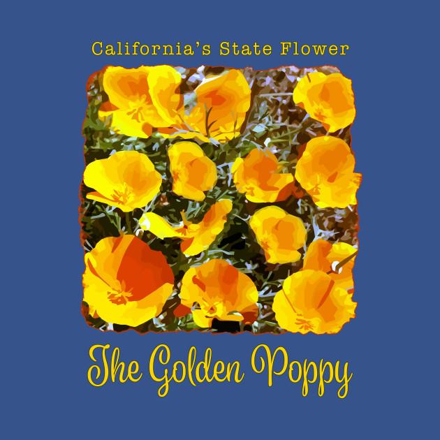 California golden poppies california poppy t shirt teepublic 2101488 1 mightylinksfo