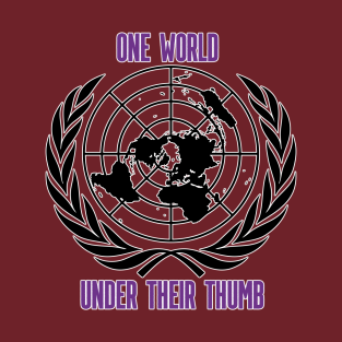 1c804e86915aca New World Order T-Shirts