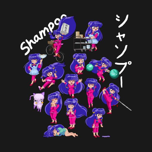 A Lot of Shampoo